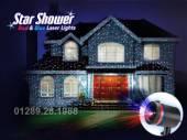 Đèn trang trí chiếu Laser Star Shower