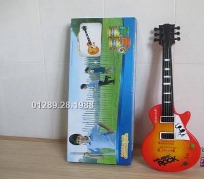 Đàn guitar music rock enfa cho bé