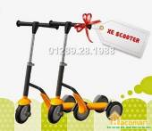 Xe trượt Scooter 2in1 Nutifood