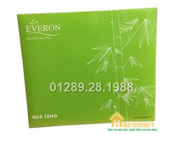 Khăn mặt sợi tre quà tặng Everon