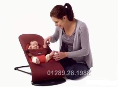 Ghế rung nhún đa năng cho bé