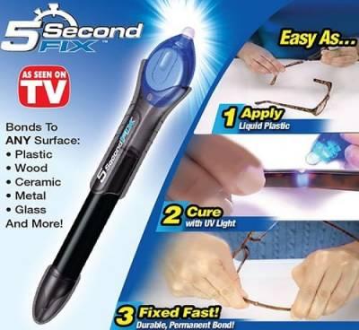 Bút hàn nhựa vật dụng 5 Second Fix