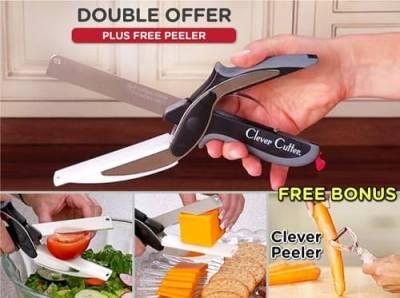Kéo đa năng thông minh Clever Cutter 2in1