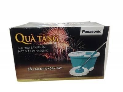 Chổi lau nhà xoay toay quà tặng Panasonic
