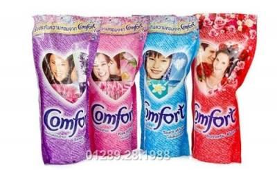 Nước xả vải Comfort Thái Lan dạng túi 600ml