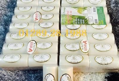 Xà phòng sữa gạo Thái Lan