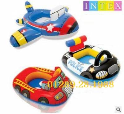 Phao bơi cho bé hình ô tô