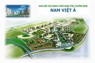 Khu đô thị Nam Việt Á - Nam cầu Tiên Sơn