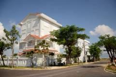 Biệt thự Đảo Vip, KĐT Hòa Xuân  B2.3 giá 12tr/m2
