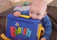 Tại sao trẻ em nên học tiếng Anh từ bé.