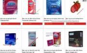 Các loại bao cao su Durex, hình ảnh và giá bán lẻ