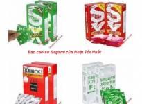 4 lý do cơ bản mà ai cũng thích dùng bao cao su Sagami