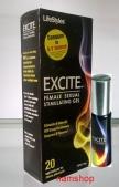 Gel tăng khoái cảm cho nữ Excite Lifestyle