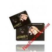 Bao cao su gai siêu mỏng Simplex báo đen