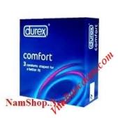 Bao cao su cỡ lớn Durex Comfort - 56mm