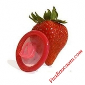 Bao cao su có hương thơm Durex Strawberry