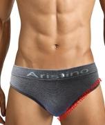 Quần lót nam không đường may Aristino, chất liệu sợi tre