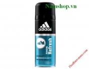 Xịt khử mùi giầy Adidas cho nam