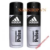 Xịt khử mùi ADIDAS Dynamic Puls cho nam