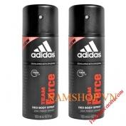 Chai xịt khử mùi Adidas Team Fore