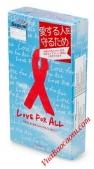 Bao cao su siêu mỏng Sagami Love For All của Nhật