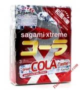 Bao cao su hương thơm Cola Sagami Xtreme Cola (3c)