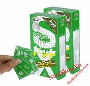 Bao cao su gai sagami xtreme green