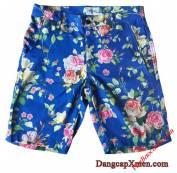 Quần hoa nam mặc đi biển đi chơi đẹp QS20