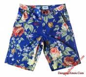Quần hoa nam thời trang mặc đi biển đẹp QS21
