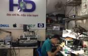 Sửa chữa laptop_Quy trình kiểm tra và sửa main laptop