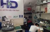 Đào tạo kỹ thuật viên sửa chữa laptop