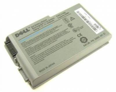 Pin DELL D600 (6 Cell, 4700mAh)