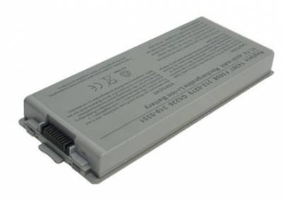 Pin Dell Latitude D810(9 cell, 7200mAh)