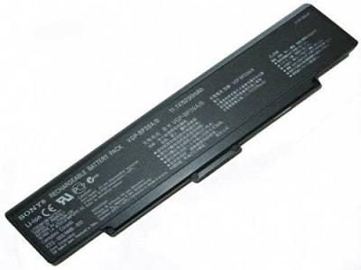 Pin Sony BPS9 black (6 cells, 5200mAh)