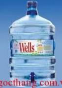 Nước tinh khiết well 20lits