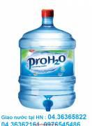 Nước tinh khiết ProH20 20l