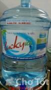 Nước tinh khiết Luckyice
