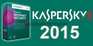 Phần Mềm Diệt Virus KAPERSKY Internet Security 2015, 2016