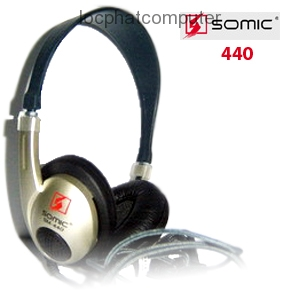 HEADPHONE HP SOMIC 440