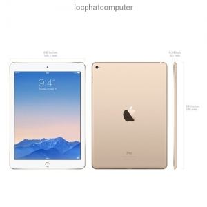 iPad Air 2 128GB 4G Gold, Gray, Silver