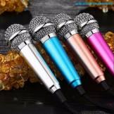 Micro mini karaoke cho Điện Thoại