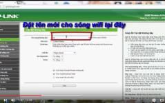 Hướng dẫn đổi mật khẩu wifi tp-link WR740N WR841N WR940N