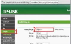 Hướng dẫn đổi tên và đặt pass WIFI TP Link WR841N