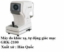 Máy đo khúc xạ G-Medics GRK-2100