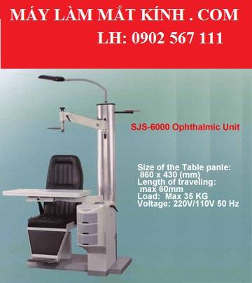 Bàn ghế phòng khám mắt SJS-6000