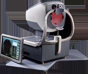 Đo khúc xạ ARK - Đo nhãn áp - Đo địa hình - Chụp võng mạc  Visionix VX650