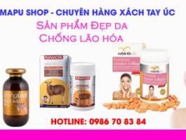 Nhau thai cừu úc chính hãng tại Hà Nội
