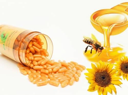Cách uống viên sữa ong chúa ÚC để có hiệu quả tốt nhất