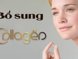 Mách bạn cách bổ sung collagen đẹp da đúng cách