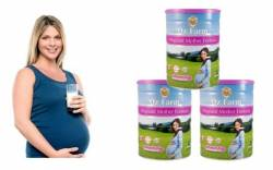 Sữa Úc Oz Farm– Sản phẩm không thể thiếu dành cho bà bầu